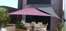 Custom shade sail